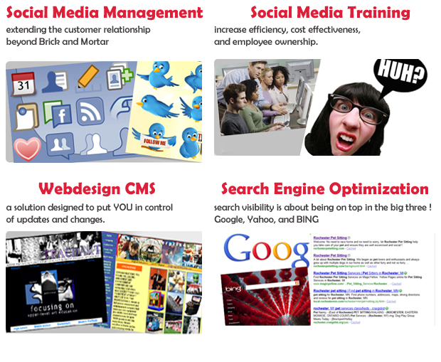 social media consulting and management